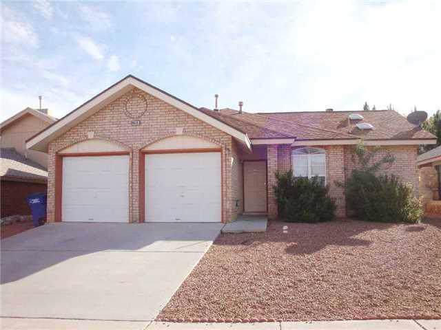 4616 Loma Linda Circle, El Paso, TX 79934 (MLS #817580) :: The Matt Rice Group