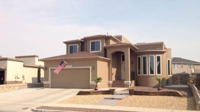 12816 Destiny Avenue, El Paso, TX 79938 (MLS #817631) :: Preferred Closing Specialists