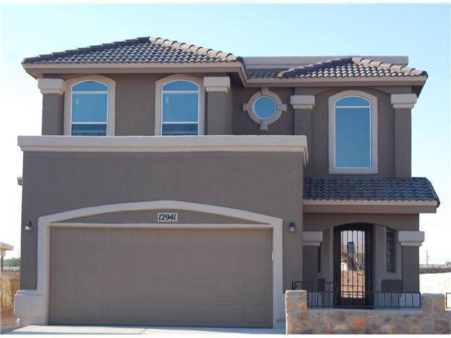 12941 Hueco End, El Paso, TX 79938 (MLS #817768) :: Preferred Closing Specialists