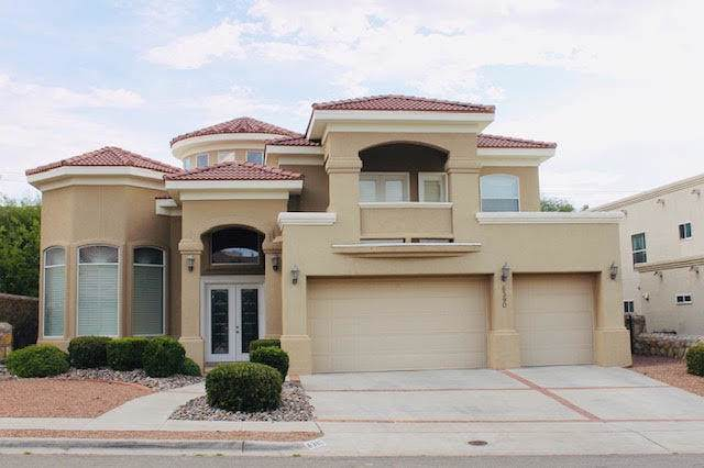 6390 Franklin View Drive, El Paso, TX 79912 (MLS #817864) :: Preferred Closing Specialists