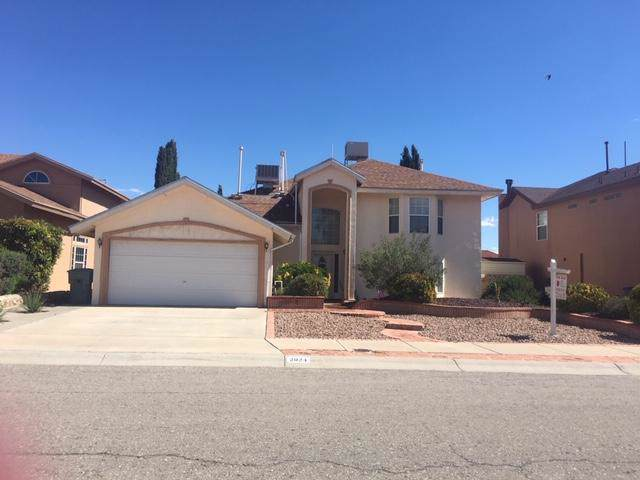 2024 Shadow Ridge Drive E, El Paso, TX 79938 (MLS #818118) :: Preferred Closing Specialists