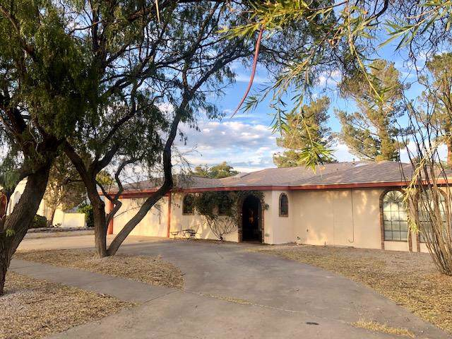 1639 Regal Street, Las Cruces, NM 88011 (MLS #818162) :: Jackie Stevens Real Estate Group