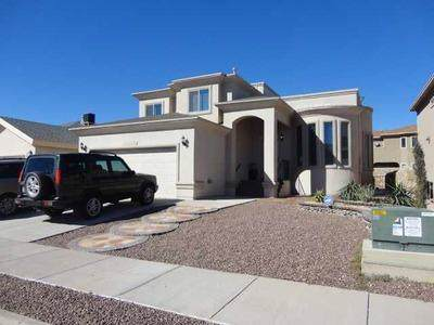 5369 Guillermo Frias Lane, El Paso, TX 79934 (MLS #818329) :: Preferred Closing Specialists