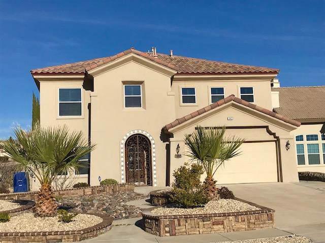 362 El Camino Drive, El Paso, TX 79912 (MLS #818757) :: The Matt Rice Group