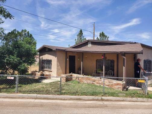 8822 Teodoso Drive, El Paso, TX 79907 (MLS #819014) :: Preferred Closing Specialists