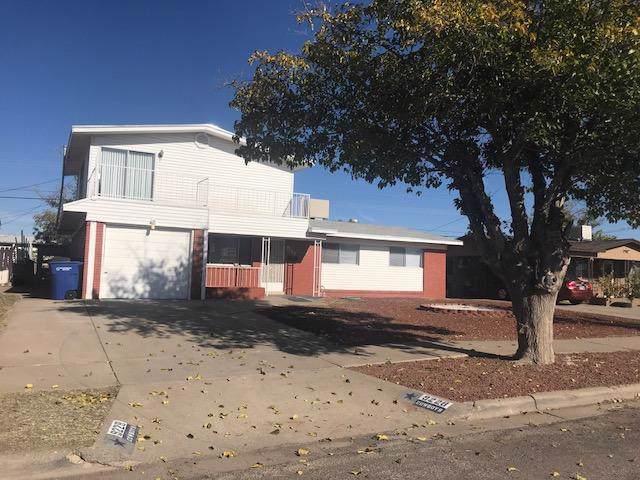 9228 Raleigh Drive, El Paso, TX 79924 (MLS #819136) :: Preferred Closing Specialists