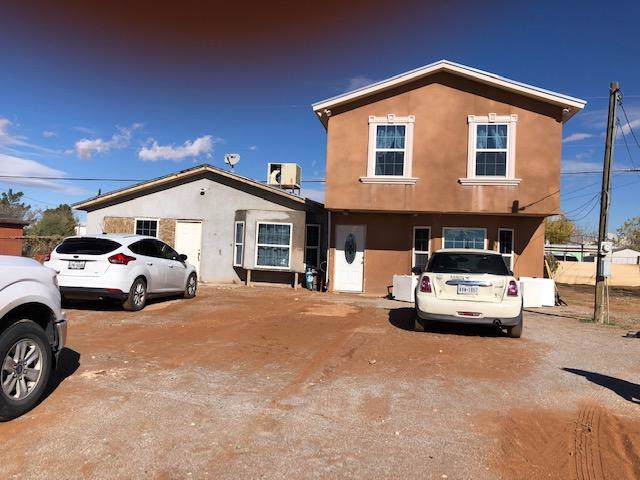 14861 Petty Fields Drive, El Paso, TX 79938 (MLS #819139) :: Mario Ayala Real Estate Group