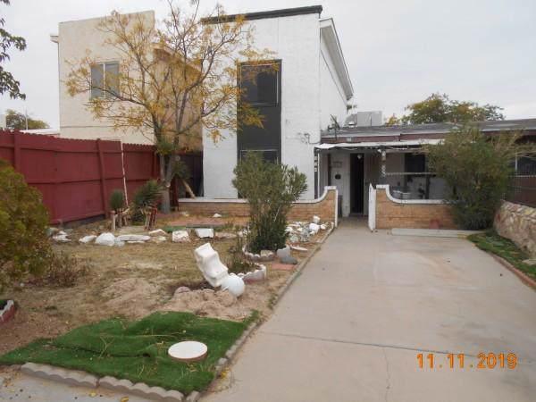 862 Barandal Drive, El Paso, TX 79907 (MLS #819330) :: The Purple House Real Estate Group