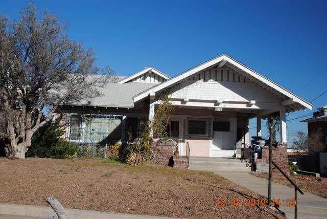 1112 Los Angeles Drive, El Paso, TX 79902 (MLS #819459) :: Preferred Closing Specialists
