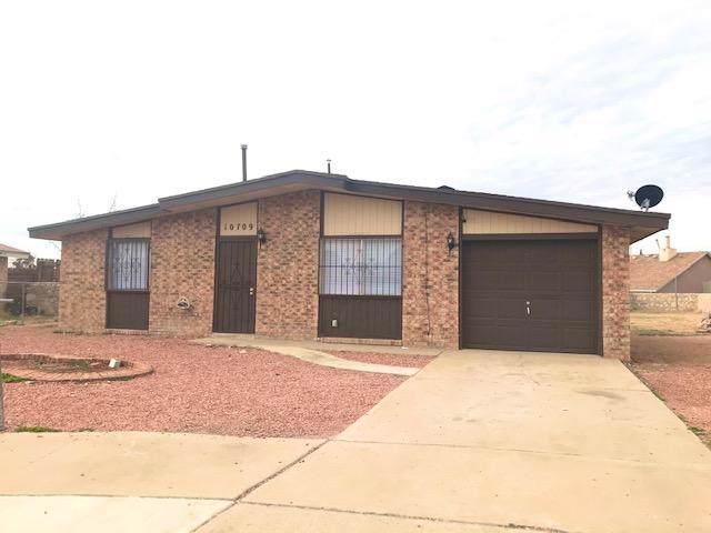 10709 Rhyolite Drive, El Paso, TX 79924 (MLS #819518) :: Preferred Closing Specialists