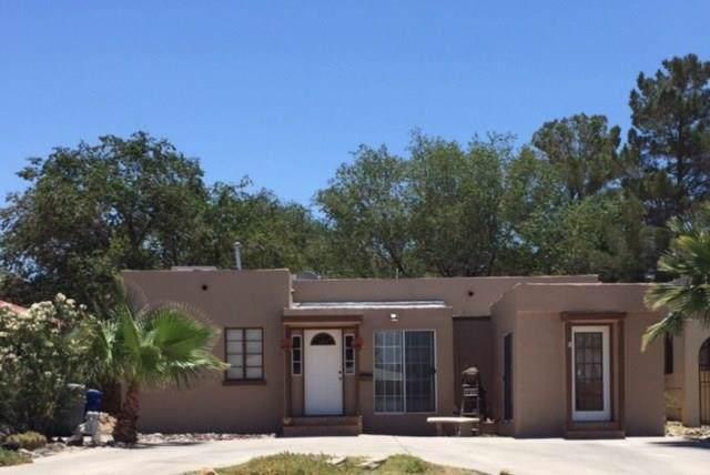 3410 N Stanton Street, El Paso, TX 79902 (MLS #819545) :: Preferred Closing Specialists