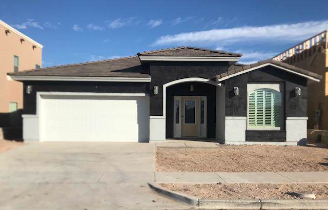 12425 Tripple Crown Avenue, El Paso, TX 79928 (MLS #819551) :: Preferred Closing Specialists