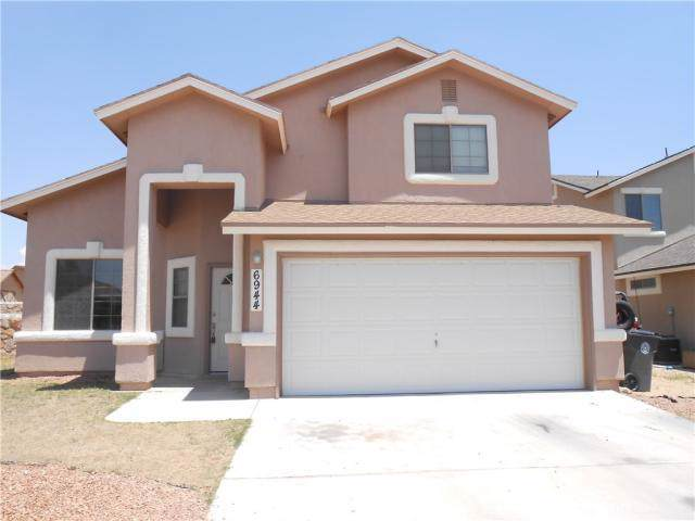 6944 Jericho Tree, El Paso, TX 79924 (MLS #819591) :: Preferred Closing Specialists