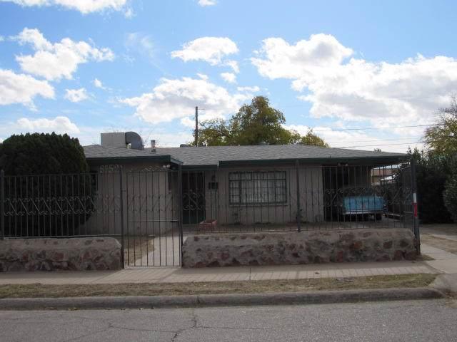 8152 Wonderland Lane, El Paso, TX 79907 (MLS #819629) :: Preferred Closing Specialists