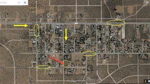 16001 Harrison Avenue, Horizon City, TX 79928 (MLS #819760) :: Preferred Closing Specialists