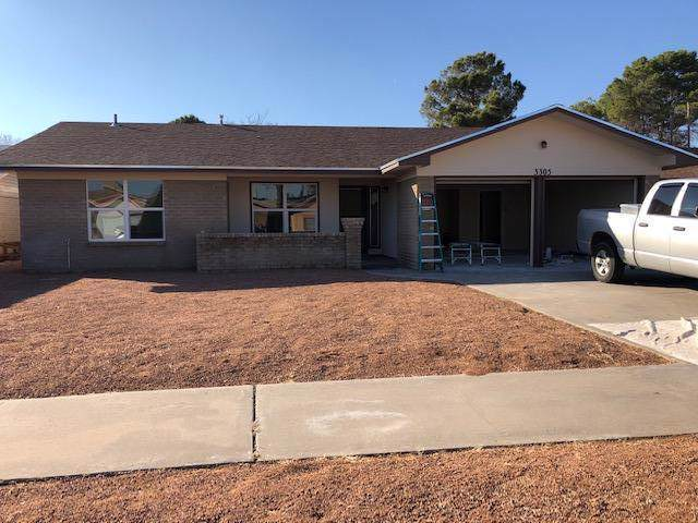 3305 Kilgore Place, El Paso, TX 79936 (MLS #819917) :: Preferred Closing Specialists