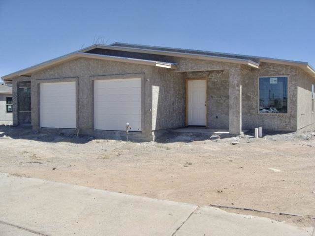 7825 Pandora Street A & B, El Paso, TX 79904 (MLS #821070) :: Preferred Closing Specialists