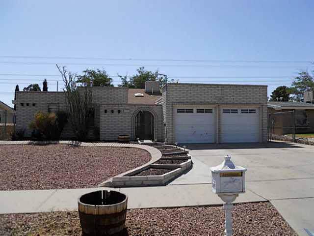 1705 Robert Wynn Street, El Paso, TX 79936 (MLS #821246) :: Preferred Closing Specialists
