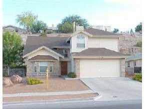 7437 Le Conte Drive, El Paso, TX 79912 (MLS #821309) :: Preferred Closing Specialists