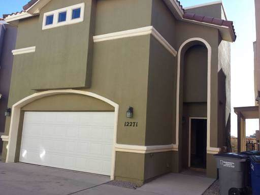 12271 Gaudi Way, El Paso, TX 79938 (MLS #821341) :: Preferred Closing Specialists