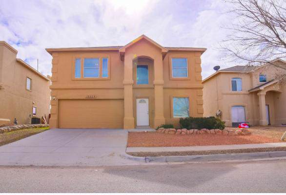 14024 Warren Belin Drive, Horizon City, TX 79928 (MLS #821515) :: The Purple House Real Estate Group
