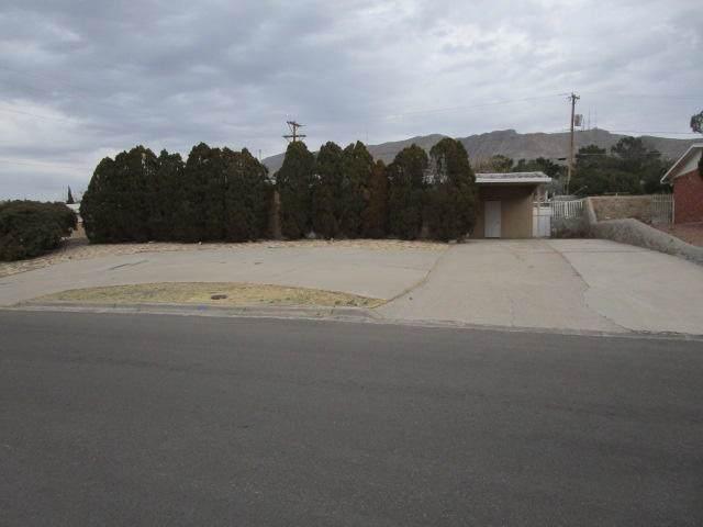 4170 Berkshire Place, El Paso, TX 79902 (MLS #821587) :: Preferred Closing Specialists