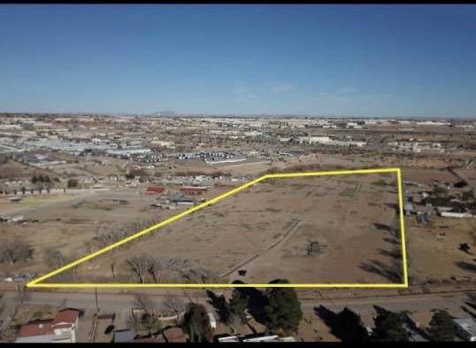 8659 Holmsley Trail, El Paso, TX 79907 (MLS #821691) :: Preferred Closing Specialists