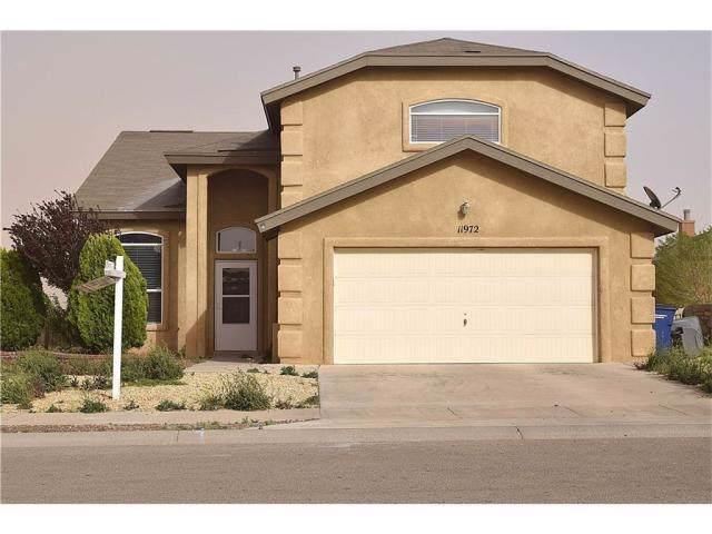 11972 Mesquite Gum Lane, El Paso, TX 79934 (MLS #821739) :: Preferred Closing Specialists
