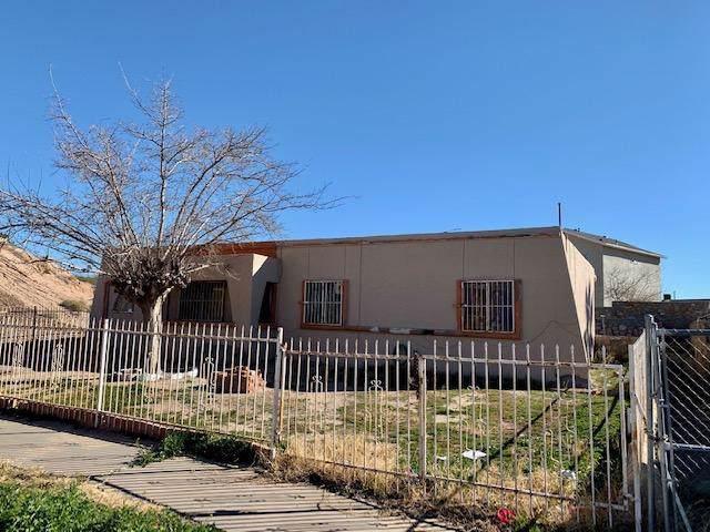 9140 Geranium Drive, El Paso, TX 79907 (MLS #821981) :: Preferred Closing Specialists