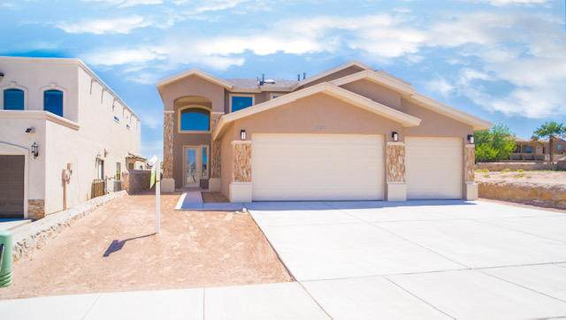 12572 Blue Heron Drive, El Paso, TX 79928 (MLS #823054) :: The Purple House Real Estate Group