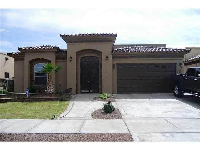 14208 Meadow Lk Avenue, El Paso, TX 79938 (MLS #823167) :: Preferred Closing Specialists