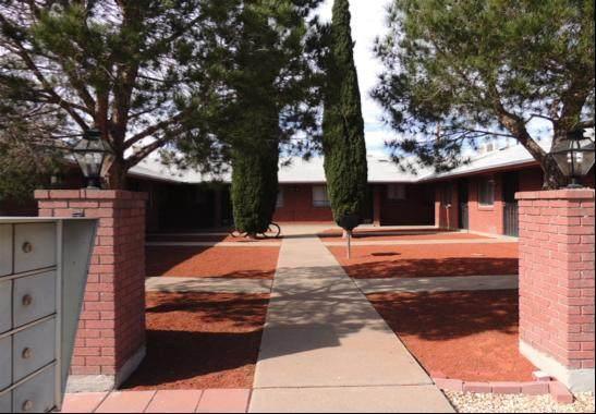 3701 Fred Wilson Avenue, El Paso, TX 79904 (MLS #823197) :: Preferred Closing Specialists