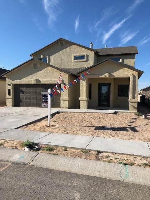 13852 Villa Vista Avenue, Horizon City, TX 79928 (MLS #823971) :: Preferred Closing Specialists