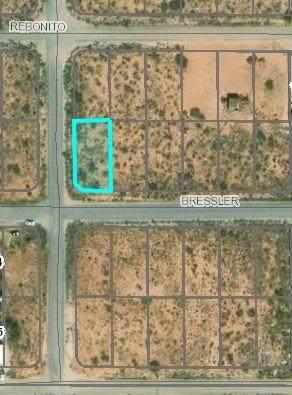 7 Butterfield City #4 Lot 28, Clint, TX 79938 (MLS #824415) :: Preferred Closing Specialists