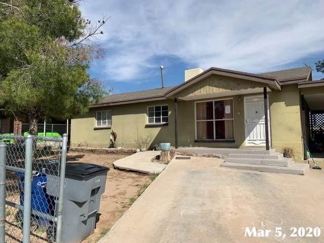 1106 Belen Road, El Paso, TX 79915 (MLS #824644) :: Preferred Closing Specialists