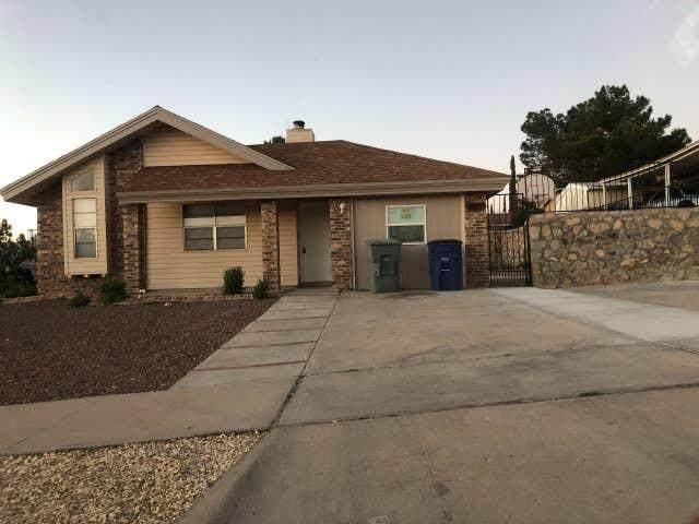 865 Nita Fay Drive, El Paso, TX 79912 (MLS #825437) :: Preferred Closing Specialists