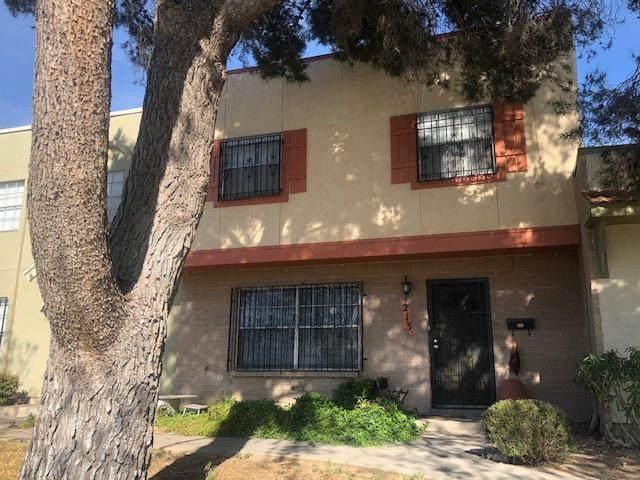213 Montego Bay Drive, El Paso, TX 79912 (MLS #825441) :: Preferred Closing Specialists