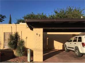 15000 Ashford Street #63, Horizon City, TX 79928 (MLS #825666) :: Jackie Stevens Real Estate Group brokered by eXp Realty