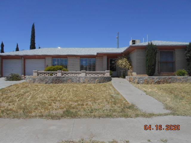 11429 Rives Mcbee Lane, El Paso, TX 79936 (MLS #827304) :: Preferred Closing Specialists