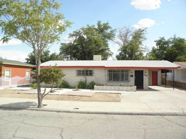 8144 Wonderland Lane, El Paso, TX 79907 (MLS #827390) :: Preferred Closing Specialists