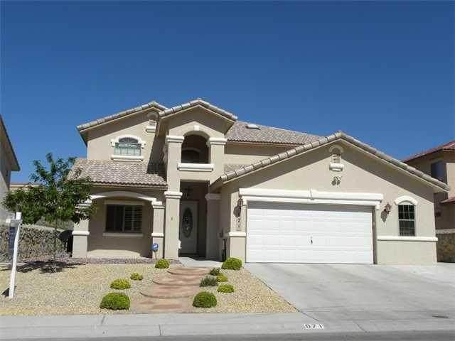 971 Via Descanso Drive, El Paso, TX 79912 (MLS #827847) :: Preferred Closing Specialists