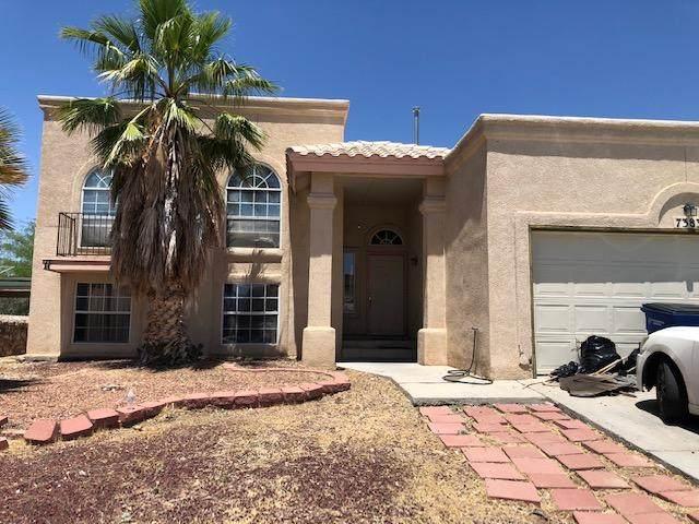 7383 Luz De Lumbre Avenue, El Paso, TX 79912 (MLS #827875) :: Preferred Closing Specialists