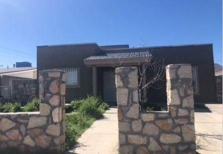 8903 Norton Street, El Paso, TX 79904 (MLS #827898) :: Preferred Closing Specialists