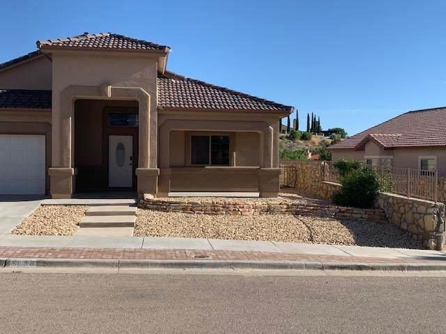 5968 Los Pueblos Drive, El Paso, TX 79912 (MLS #827937) :: Preferred Closing Specialists