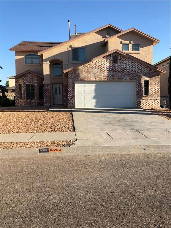 12752 Tierra Alexis Drive, El Paso, TX 79938 (MLS #828263) :: The Purple House Real Estate Group