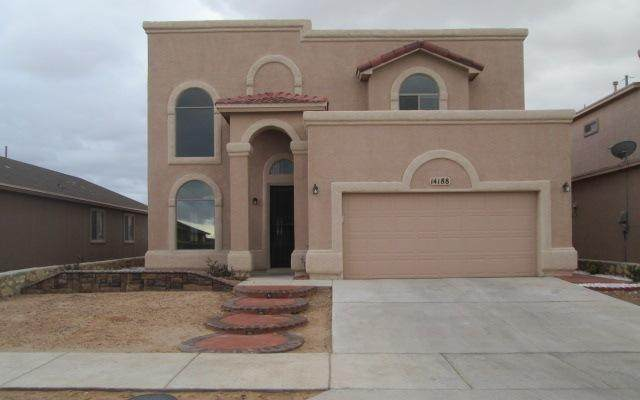 14188 Strata Rock Drive, El Paso, TX 79938 (MLS #828274) :: The Purple House Real Estate Group