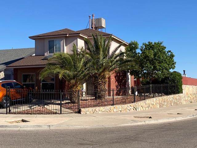 11636 Tony Acosta Court, El Paso, TX 79936 (MLS #828283) :: The Purple House Real Estate Group