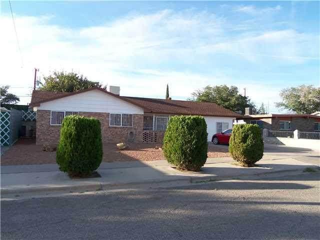 5300 Nome Ave Avenue, El Paso, TX 79924 (MLS #828291) :: Mario Ayala Real Estate Group