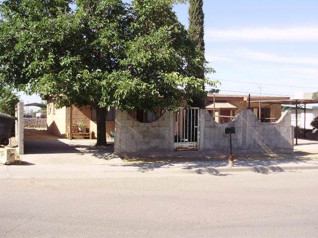1206 Banker Road, Canutillo, TX 79835 (MLS #828368) :: The Purple House Real Estate Group