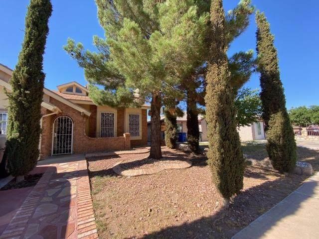 4843 Maureen Circle, El Paso, TX 79924 (MLS #829706) :: Preferred Closing Specialists